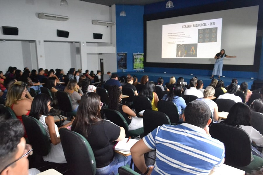Esamaztec promove Workshop em Avanços Tecnológicos em Radiologia Médica