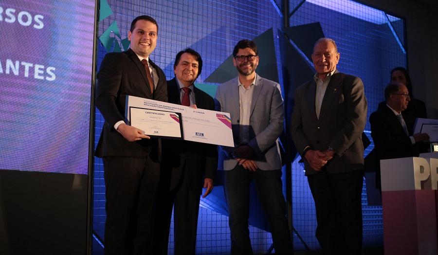 Esamaztec fica em 2º lugar no Prêmio Nacional IEL de Estágio